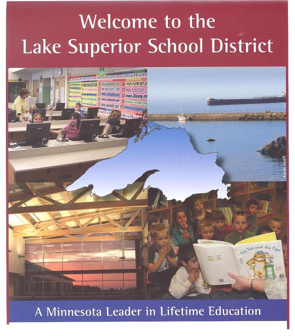 Welcome to the Lake Superior School District Calendars